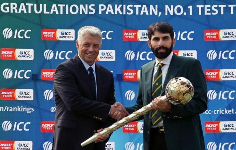 پاکستان کرکٹ کا مرد بحران 'مصباح الحق'