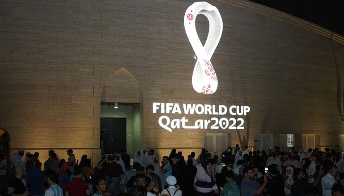 فیفا ورلڈ کپ کا آفیشل ڈیجیٹل لوگو جاری