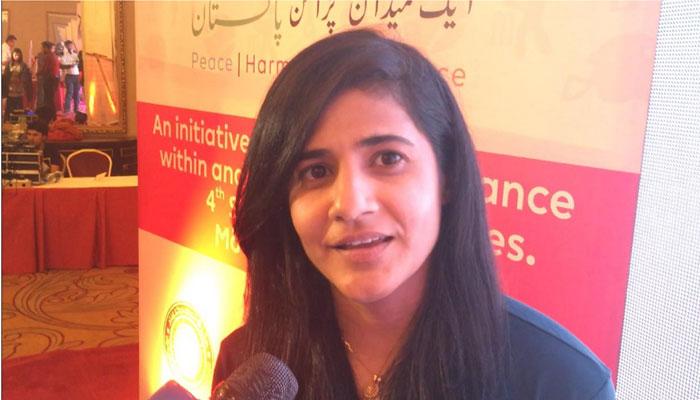 خواتین کوپی ایس ایل ٹیموں کے ساتھ ٹریننگ دی جائے، جویریہ خان