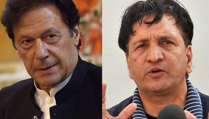 انتقال سے قبل عبدالقادر نے عمران خان سے متعلق کیا کہا؟