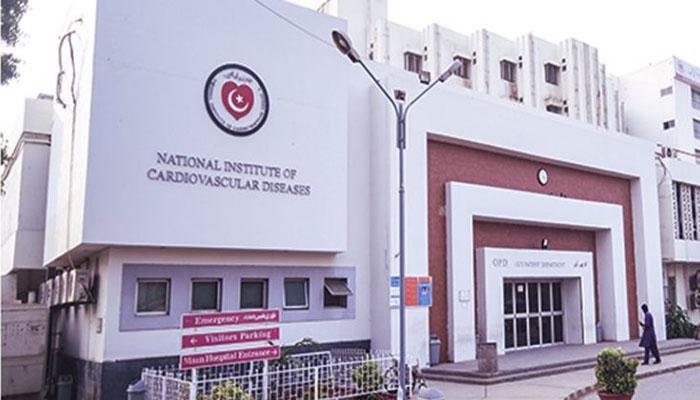 ادارہ امراض قلب میں روزانہ چھ ہزار مریض