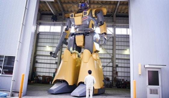 Largest Humanoid Robot Guinness Record