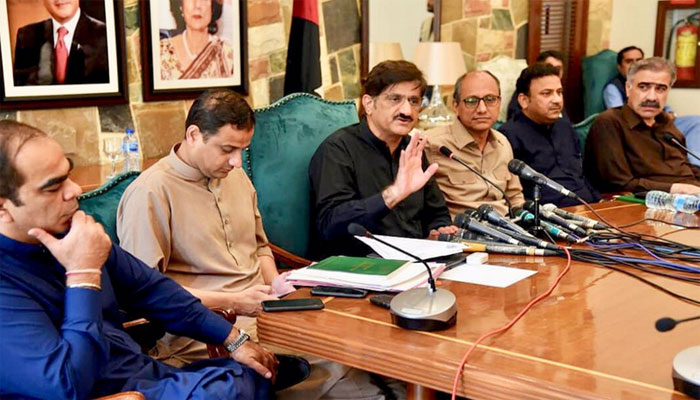 فریال تالپور کا اسمبلی میں آنے کا استحقاق ہے،وزیراعلیٰ سندھ