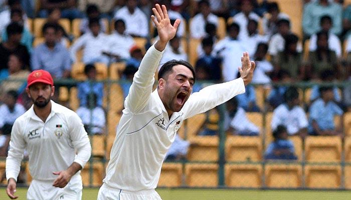 راشد خان ٹیسٹ جیتنے والے سب سے کم عمر کپتان
