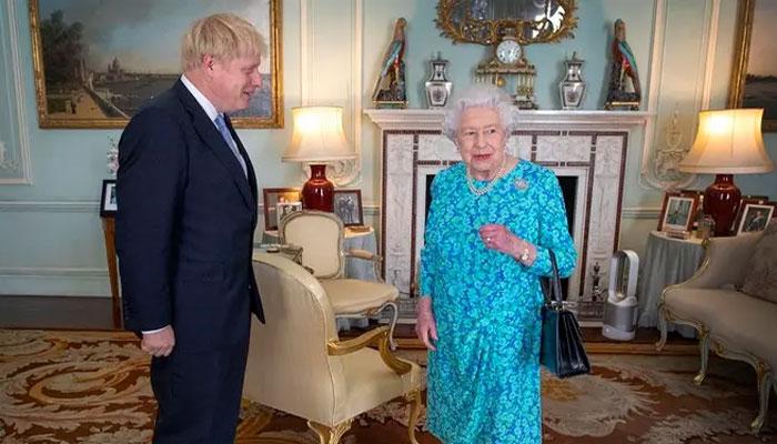 ملکہ برطانیہ کی بریگزٹ التوا کے قانون کی منظوری