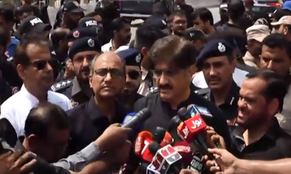 عزا داروں کی سیکیورٹی کیلئے سخت انتظامات کرنا پڑے، وزیر اعلیٰ سندھ