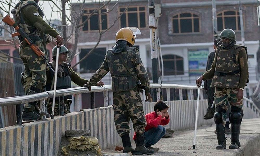 مقبوضہ کشمیر میں بھارتی مظالم پر پاکستان نے ڈوزیئر تیار کر لیا