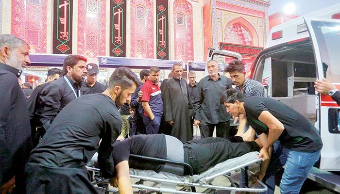 کربلا، بھگدڑ میں جاں بحق و زخمی افراد میں کوئی پاکستانی نہیں، دفتر خارجہ