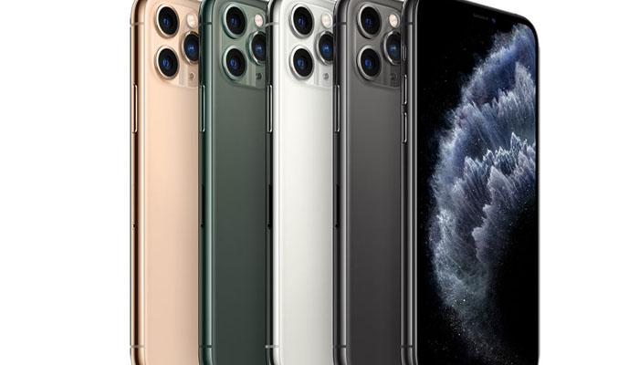 ایپل نے 3 کیمروں والا آئی فون متعارف کرادیا