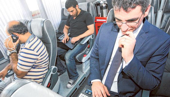 دبئی ، مسافر بسوں میں مفت وائی فائی کی سہولت