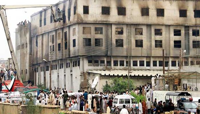 کراچی: سانحہ بلدیہ فیکٹری کو7 سال گزر گئے