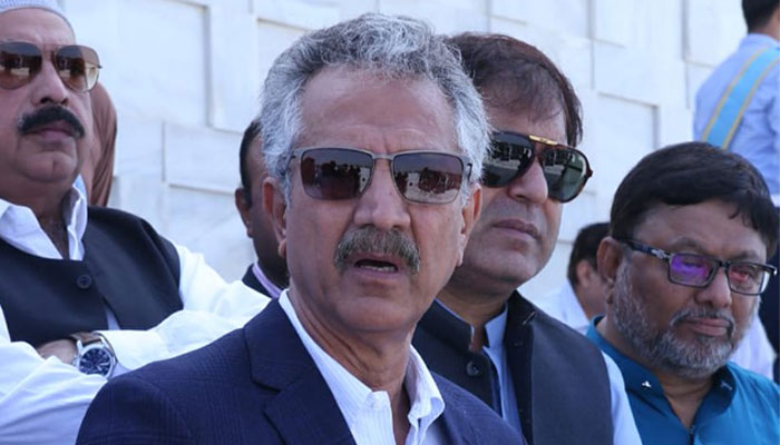 میئر کراچی کا فروغ نسیم کی کمیٹی پر اظہارِ تحفظات
