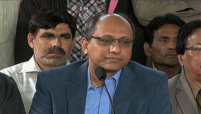 وفاق کمیٹی کمیٹی کا ڈرامہ بند کرے ، سعید غنی