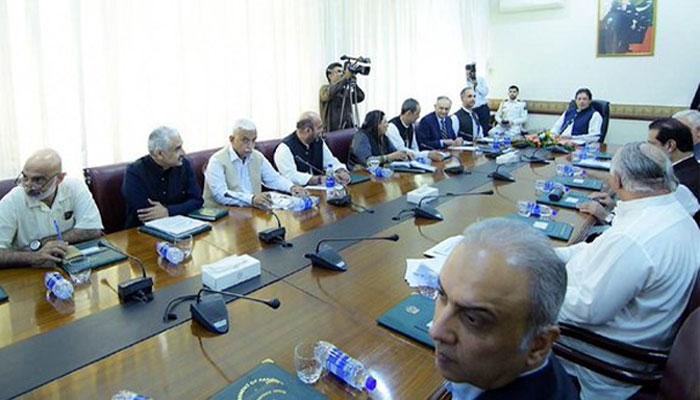 خصوصی اقتصادی زونز پر وزیراعظم کی زیر صدارت اہم اجلاس