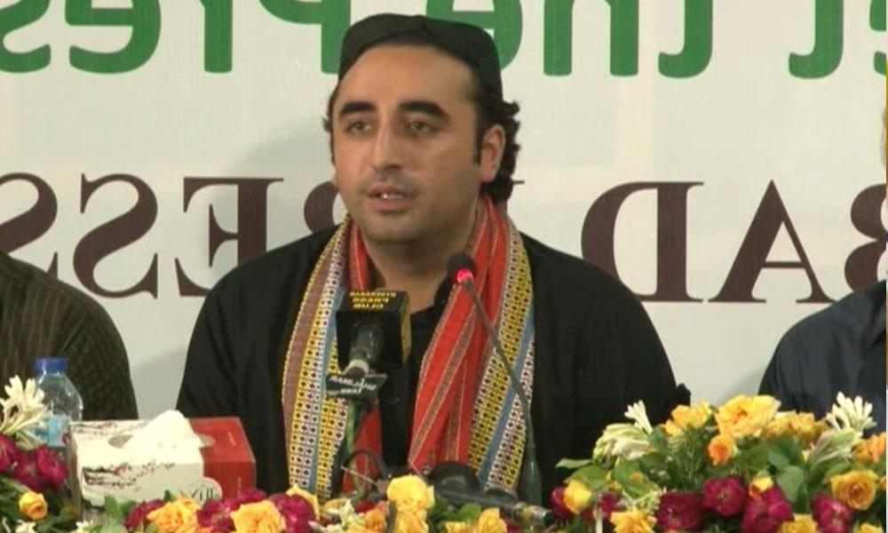 کراچی کو سندھ سے الگ کرنا ایک خطرناک سازش ہے، بلاول بھٹو زرداری