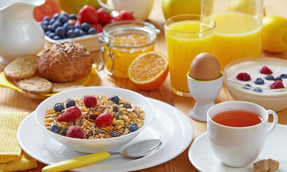 وزن میں کمی کے لیے 5 بہترین ناشتے