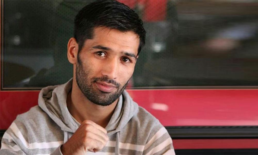 محمد وسیم کل دبئی میں فلپائنی باکسر سے ٹکرائیں گے