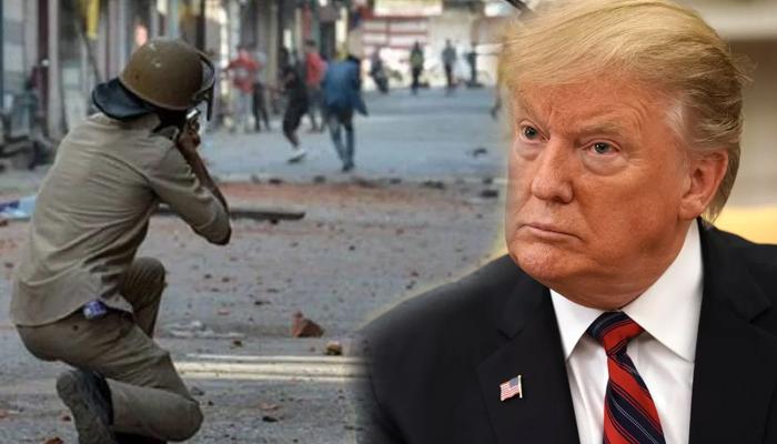 مقبوضہ کشمیرکی صورتحال پر امریکی سینیٹرز کا ٹرمپ کو خط