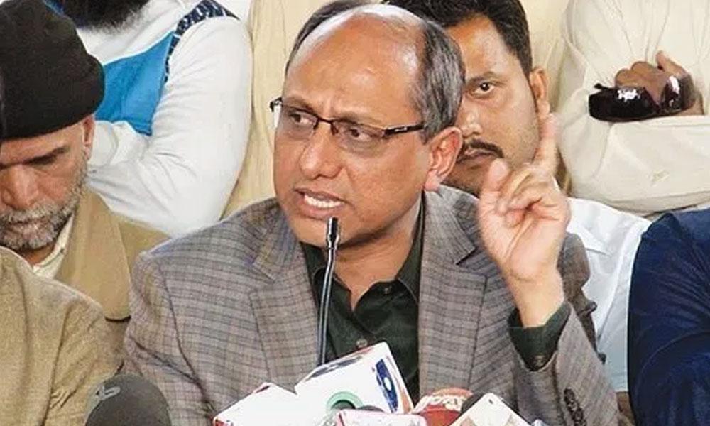 وفاقی حکومت نے معیشت کا جنازہ نکال دیا ہے،سعیدغنی