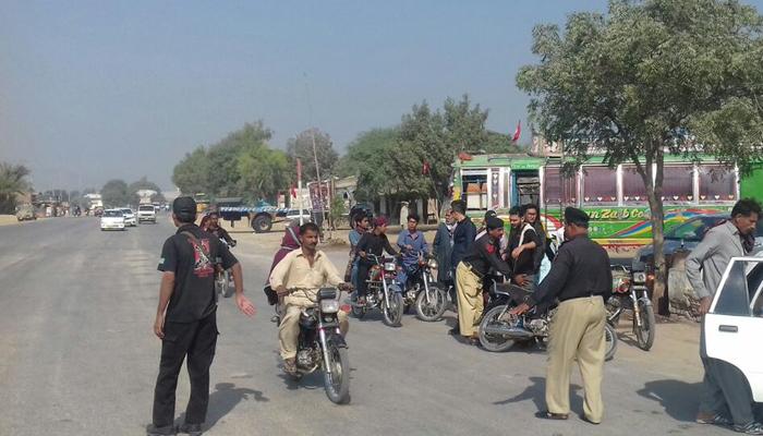 کراچی، ایرانی ڈیزل کی غیر قانونی ترسیل ناکام ،ملزم گرفتار