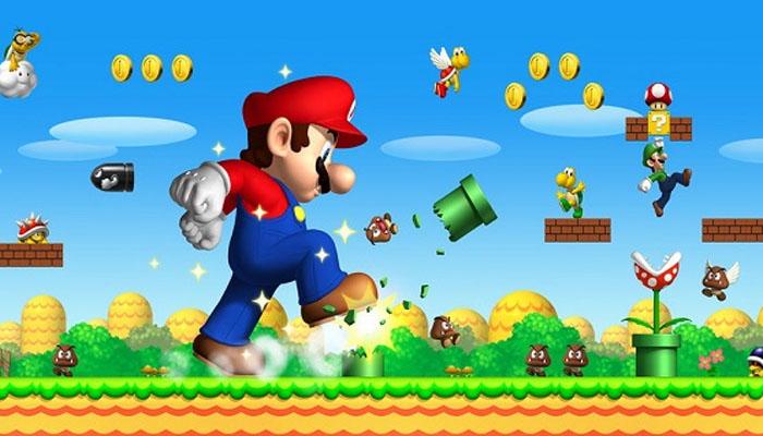کمپیوٹر گیمز کا مشہور کردار ماریو 34 برس کا ہو گیا