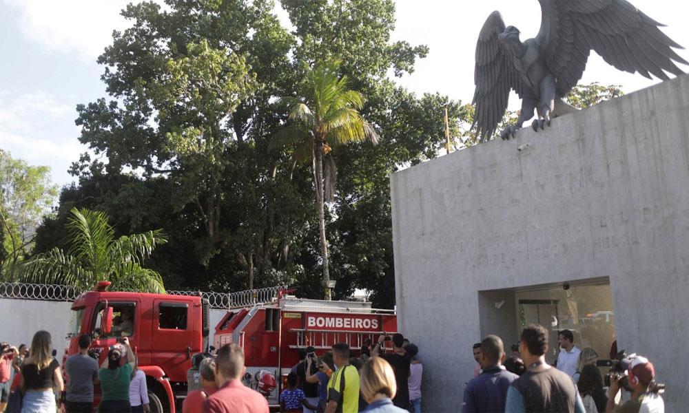برازیل: اسپتال میں آتشزدگی، ہلاکتوں کی تعداد 10 ہو گئی