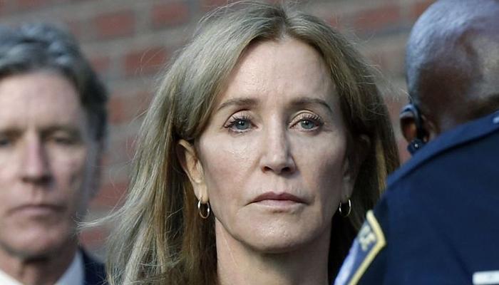 امریکی اداکارہ 'کالج داخلہ اسکینڈل' میں جیل پہنچ گئی