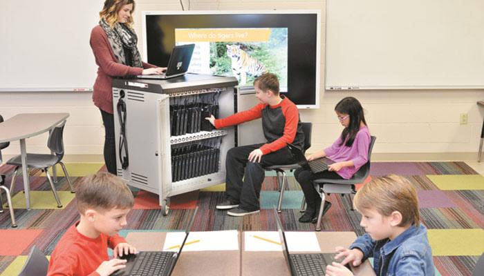 درس و تدریس اور نئی ٹیکنالوجیز