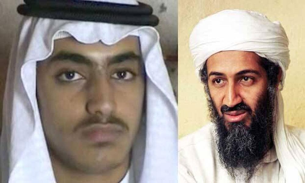 ٹرمپ کی اسامہ بن لادن کے بیٹے حمزہ کی موت کی تصدیق