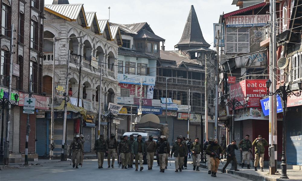 مقبوضہ کشمیر کی صورتحال پر 6 امریکی سینیٹرز کا خط