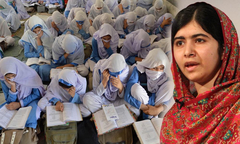 ملالہ کے شہر میں سینکڑوں بچیاں اعلیٰ تعلیم سے محروم