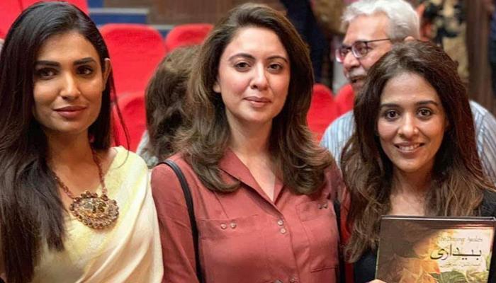 خانی کی رائٹر اسمانبیل کی تقریب میں فن کاروں کا میلہ