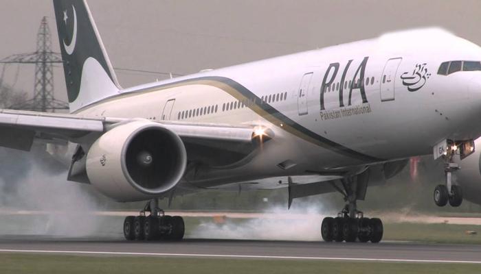 PIA کے طیارے میں تکینکی خرابی، بحفاظت لینڈ کرگیا