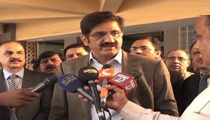 سندھ کی تقسیم کا بیان دینے والے معافیاں مانگتےپھر رہے ہیں، وزیر اعلیٰ