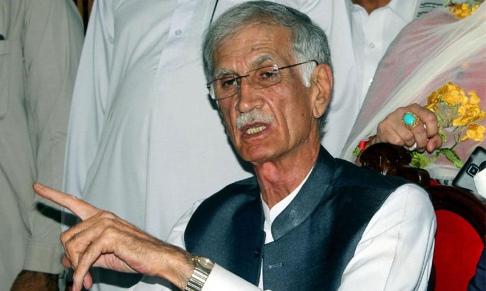 وزیر اعظم نے کشمیر کا مقدمہ بین الاقوامی فورم تک پہنچا دیا: پرویز خٹک