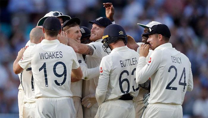 ایشز سیریز برابر، انگلینڈ نے آسٹریلیا کو 135رنز سے ہرادیا