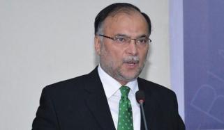 Pmln Leader Ahsan Iqbal Media Talk