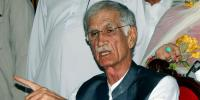 Pervez Khattak Says Pm Imran Khan Raises Issue Of Kashmir To International Forum