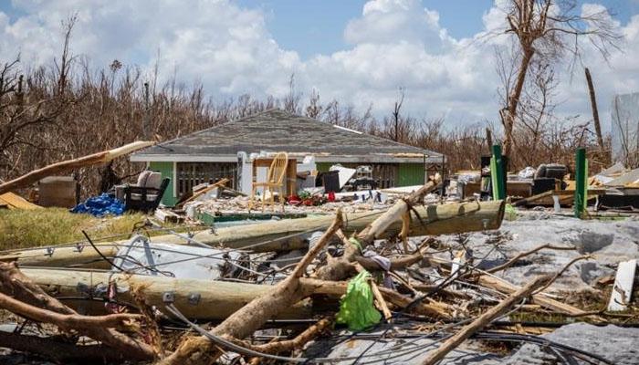 سمندری طوفان' ہمبرٹو' کی طاقت بڑھنے لگی