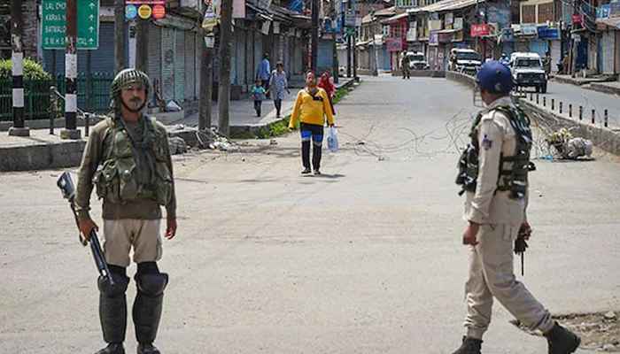 مقبوضہ کشمیر میں معمولات زندگی بحال کرنے کاحکم، بھارتی سپریم کورٹ