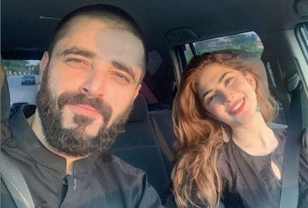 نیمل نے بھی حمزہ کی 'پلاٹونک دوستی' پر تبصرہ کر دیا