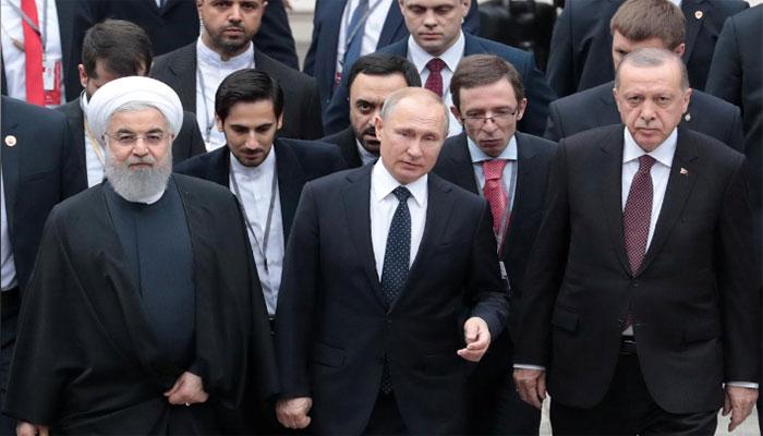 شامی بحران کا حل میں ایرانی کردار قابل تعریف ہے، روس