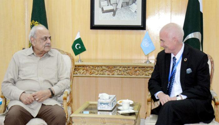 اقوام متحدہ نے اسلام آباد کو فیملی اسٹیشن قرار دے دیا