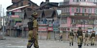 Curfew And Lock Down Continues On 43rd Day In Occupied Kashmir