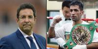 Wasim Akram Issues Public Apology To Namesake Boxer Muhammad Waseem