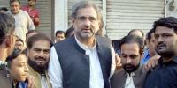 Shahid Khaqan Abbasi Conditionally Released On Parole