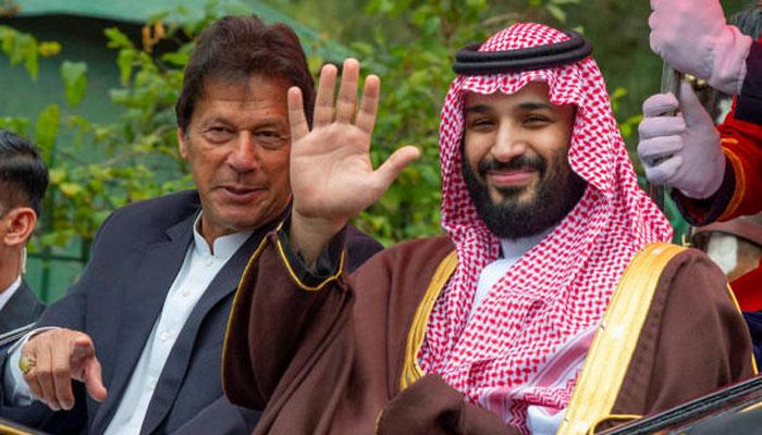 پاکستان سعودی عرب کے ساتھ کھڑا ہے، وزیر اعظم