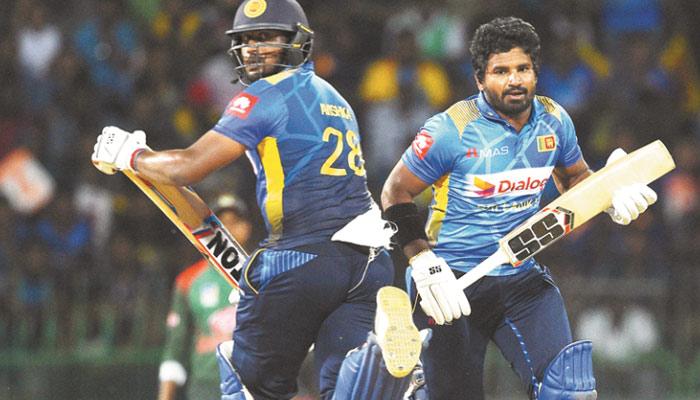 بھارتی بورڈ کی اچانک سری لنکا کرکٹ ٹیم کو کھیلنے کی دعوت