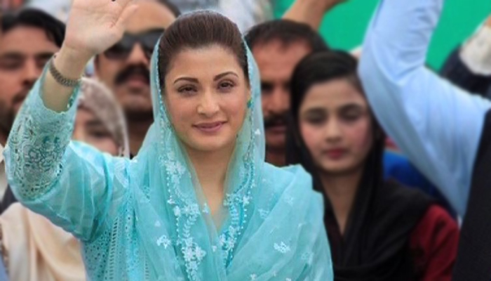 'مریم نواز مسلم لیگ ن کی نائب صدر رہیں گی'