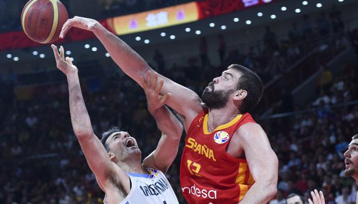 اسپین باسکٹ بال کا عالمی چیمپئن بن گیا